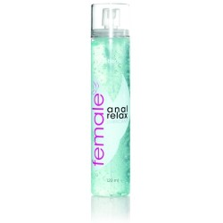 LUBRICANTE FEMALE ANAL RELAX 120ML