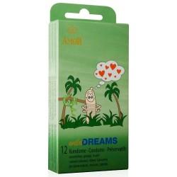 CONDONES WILD DREAMS 12 UNIDADES